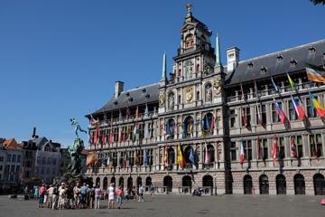 Ayuntamiento de Amberes, Patrimonio Flandes Belgica © Thomas Hess - https://creativecommons.org/licenses/by-nc-nd/2.0/