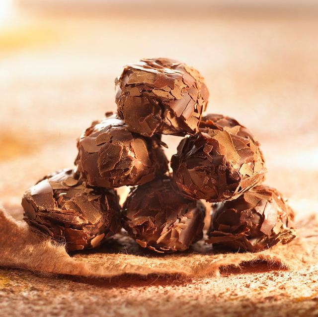 Chocolate trufas, chocolate belga, Gastronomia Flandes Bruselas - ©www.frankcroes.be