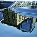 American Photorealism - Car Reflection, 1969, Private Collection - ©Richard Estes, Courtesy by Institute for Culturel Exchange, Tübingen, Germany, 2016