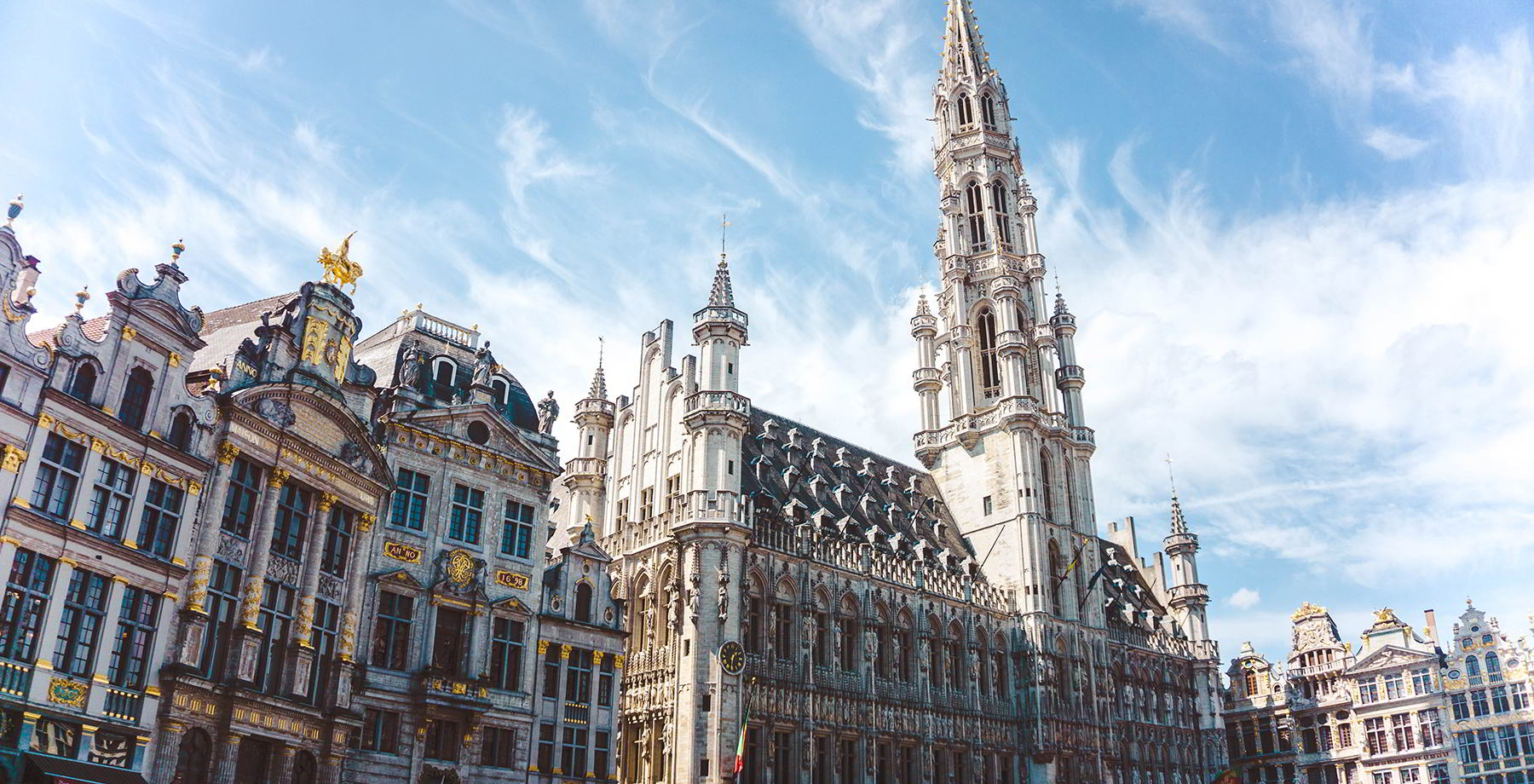 Brussels - Grand' Place (Grote Markt)