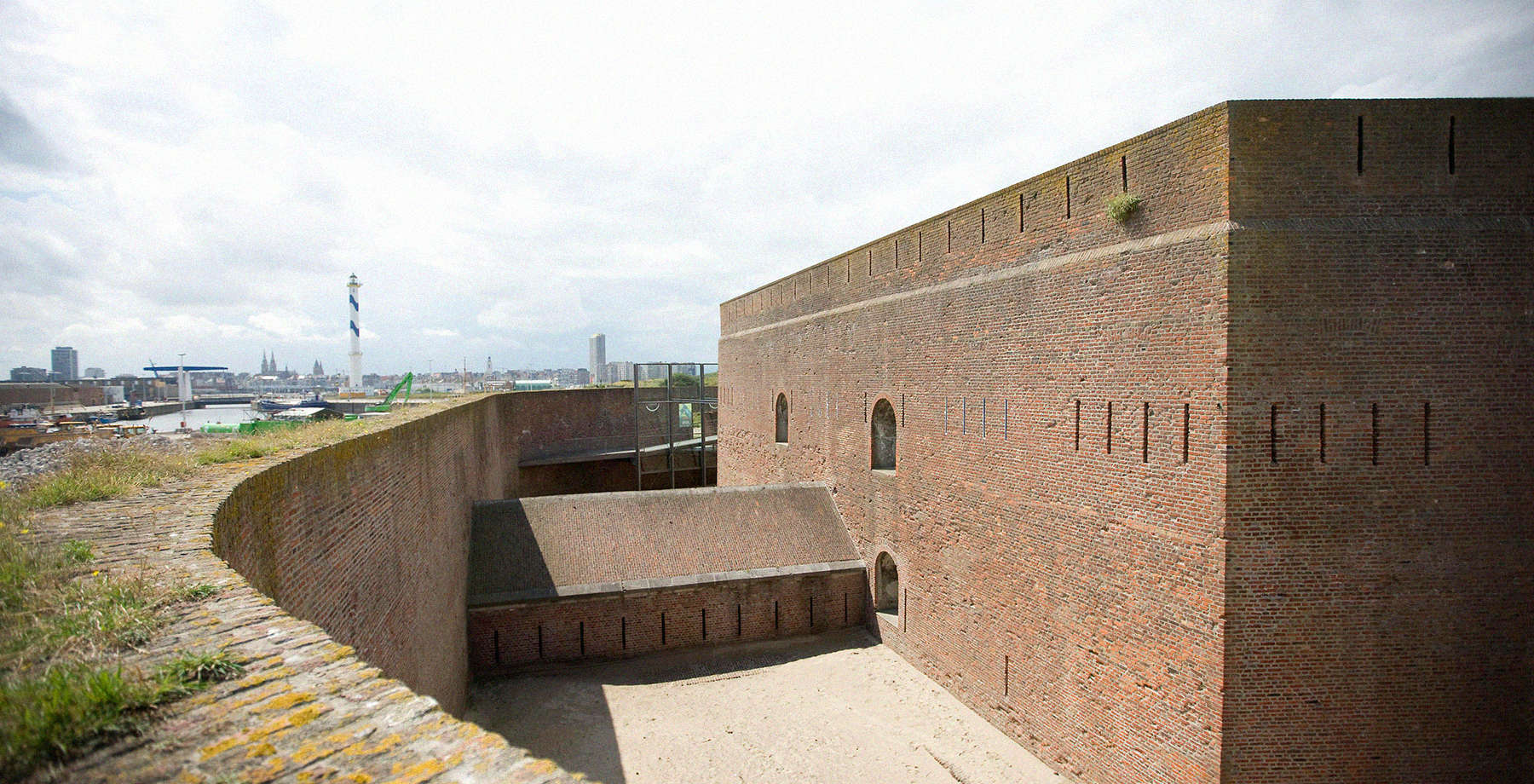 Fort Napoleon in Ostend - ©Westtoer