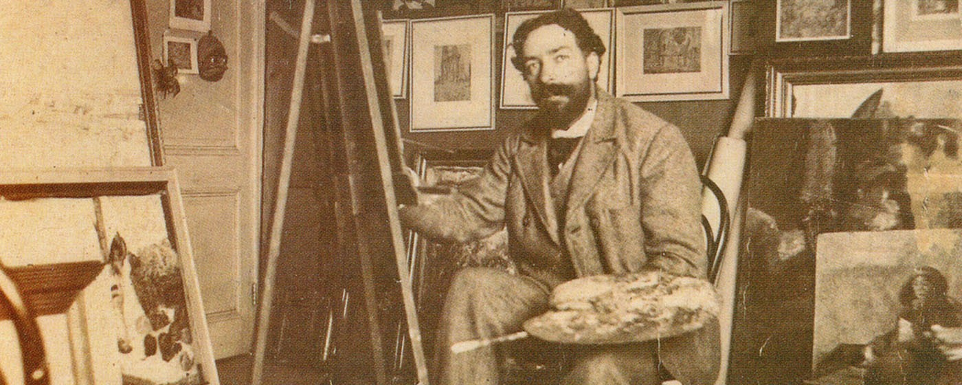 James Ensor pintor, Art Flandes Bèlgica - © https://creativecommons.org/licenses/by-nc-sa/2.0/