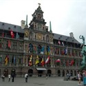 Ayuntamiento de Amberes, Patrimonio Flandes Belgica © Matt Thorpe - https://creativecommons.org/licenses/by-nc-nd/2.0/