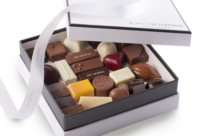 Belgian Chocolate - Chocolatier Jan Andries