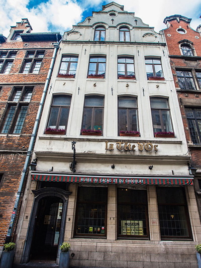 Cocoa & Chocolate Museum - © Choco-Story Brussels