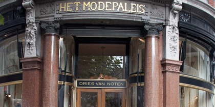 Dries Van Noten, Modedesigner