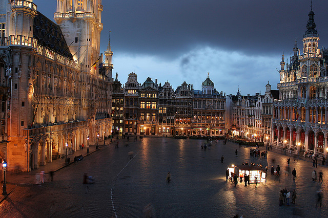 Grand Place Brussels © Visit Brussels (copyright always obligatory)