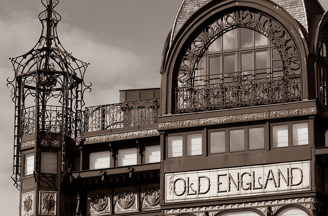Old England MIM Brussels © CC-Credits Photo Eddy Van 3000