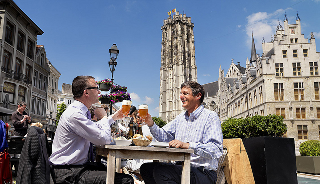 Saint-Rumbold Tower Mechelen - VisitFlanders