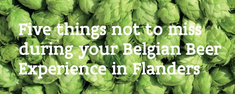 Belgian beer experiences