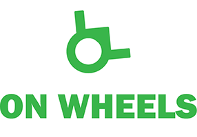 On Wheels logo