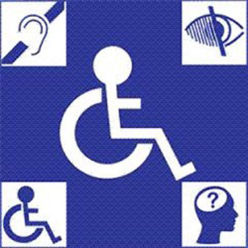 People with Disabilities symbols