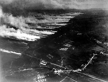 Ypres gas attack