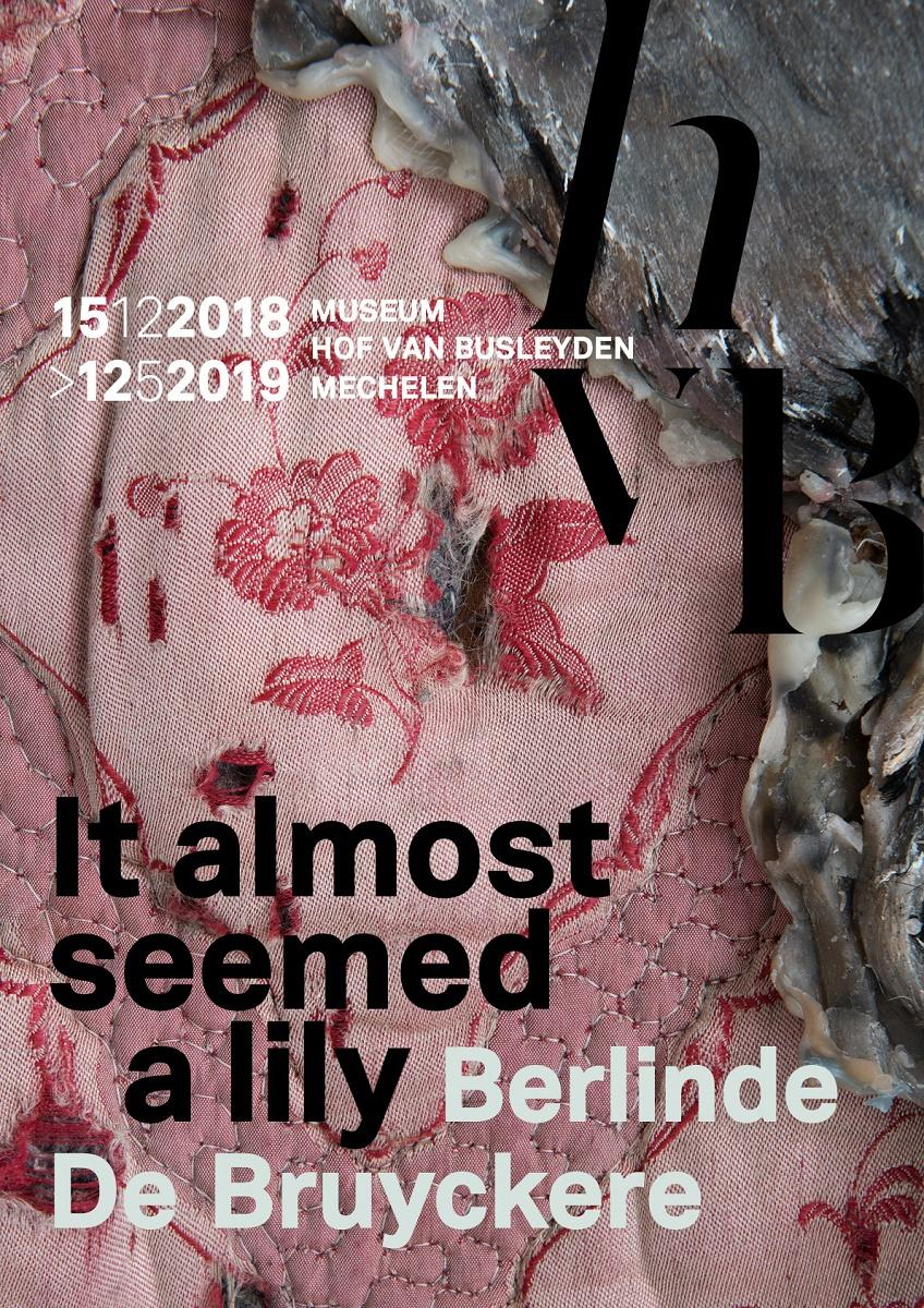 It almost seemed a lily - Berlinde De Bruyckere (Hof van Busleyden)
