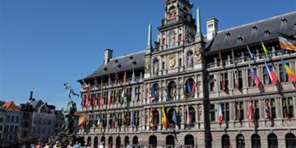 Town Hall (Stadhuis) Antwerp