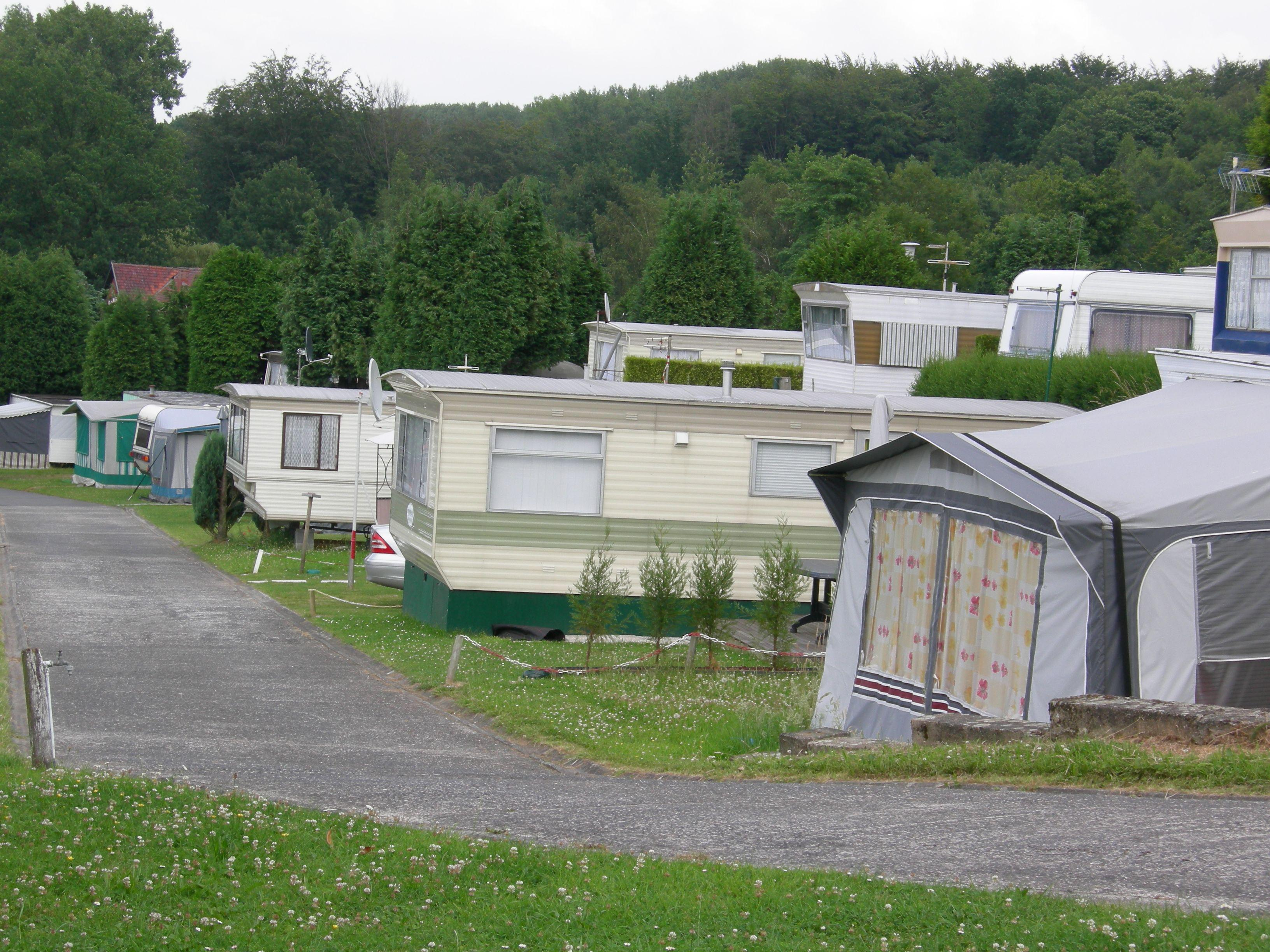 Campsite In The Heart Of The Flemish Ardennes, On The Kluisberg, Next To The  300 Ha Large Kluisbos And Barely 300 M Away From The Recreation Park With 3  ...