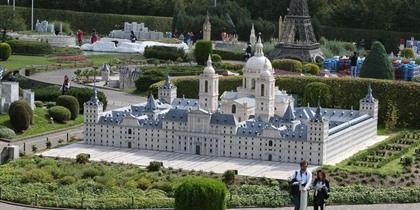 Mini-Europe - TEMPORARY CLOSED until April 19th due to the COVID-19-virus!
