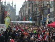 New Year Corrida Leuven