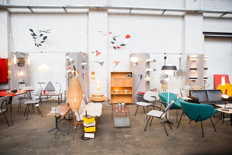 Brussels Design Market (Tour & Taxis)