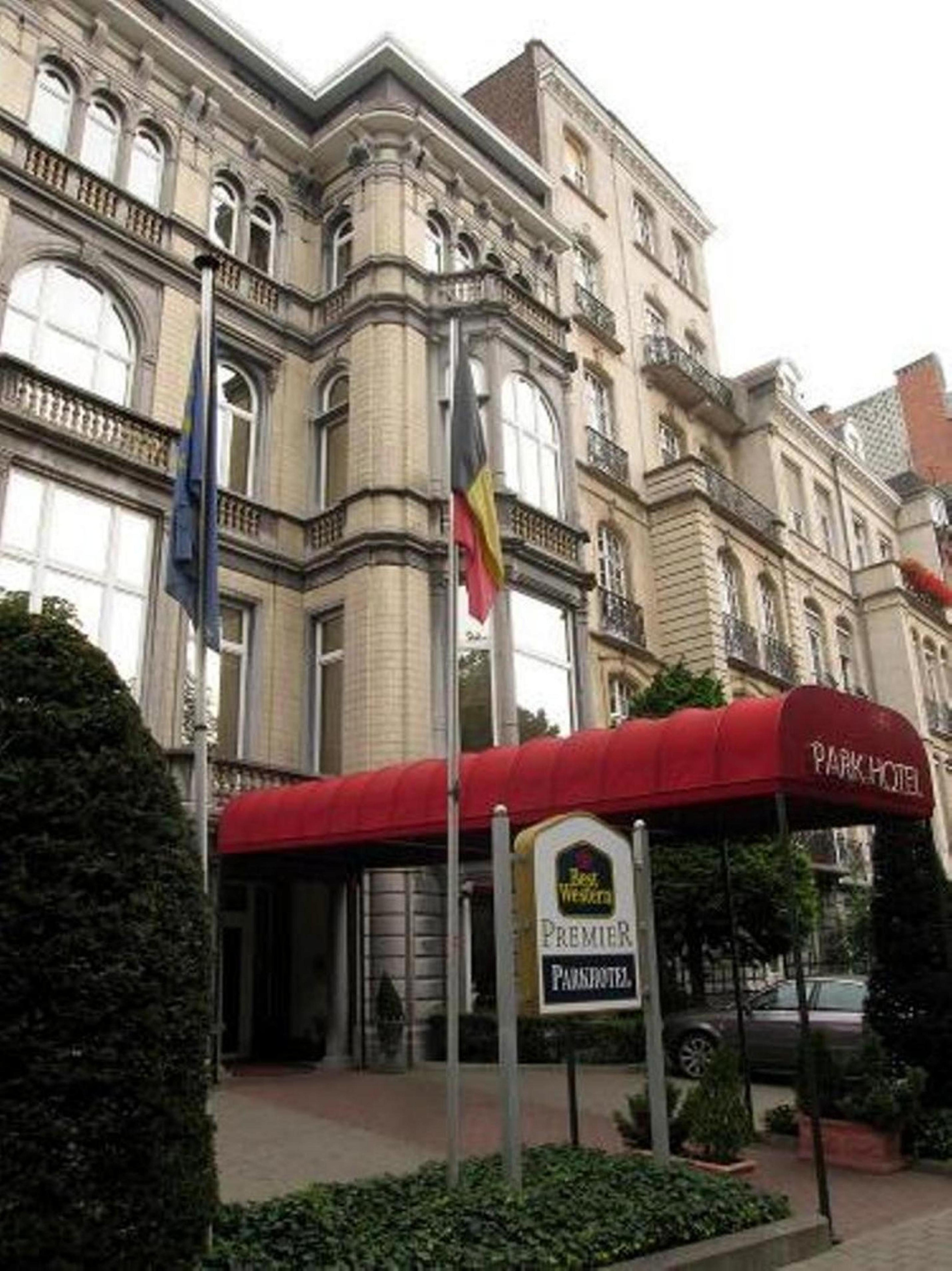 Park Hotel Brussels Located Opposite Jubelpark Offers You All Kinds Of Luxury The Has 3 Conference Rooms With A Banquet Capacity 120 Persons