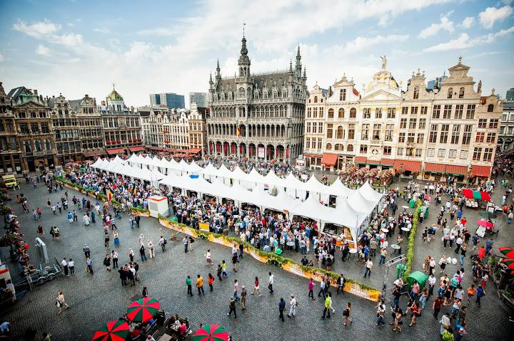 Belgian Beer Weekend - ©Belgian Brewers