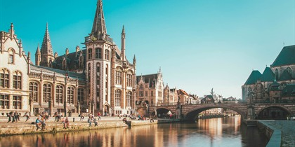 Only 48 hours in Ghent? Make most of every moment
