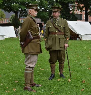 Themed weekend 'The Long Road to Passchendaele'