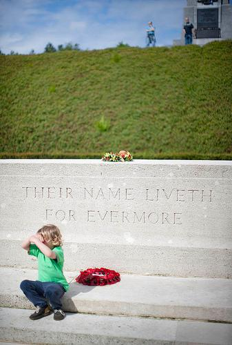 Lest we Forget WWI and WWII Battlefield Tours - ©Westtoer