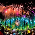 Firework on Tomorrowland - ©Tomorrowland