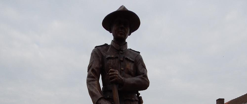 New Zealand soldier