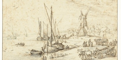 Drawings of Jan Breughel the Elder