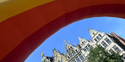 Antwerp Pride - CANCELLED due to the COVID-19-virus!