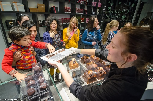 A chocolate adventure in Antwerp