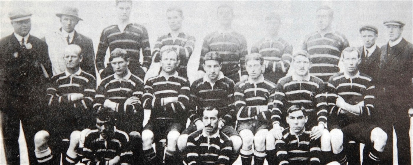 Arthur James Wilson Rugby