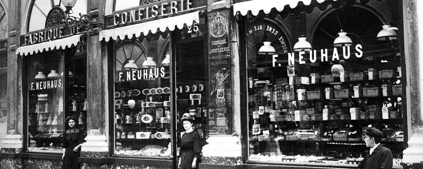 Belgian Chocolate Gallerie 1900 Neuhaus