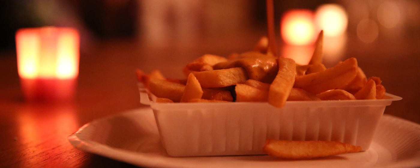 Belgian Fries - 3 - © AlexandreDulaunoy CC license