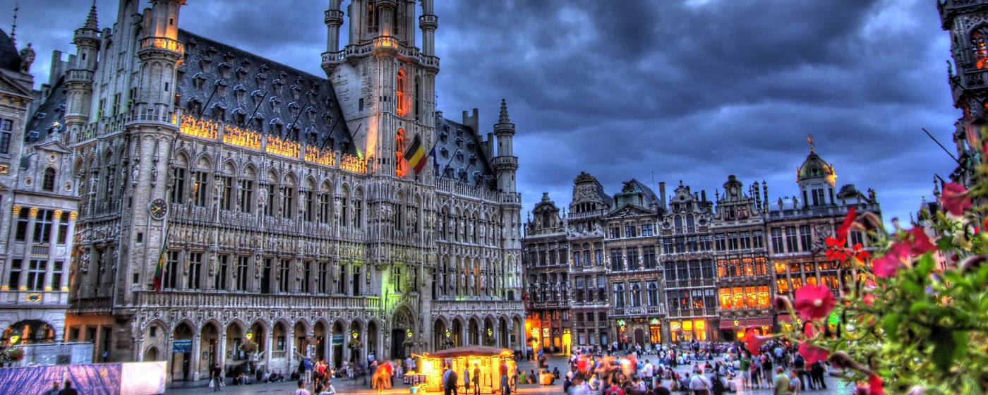 Grand place Brussels ©VisitBrussels