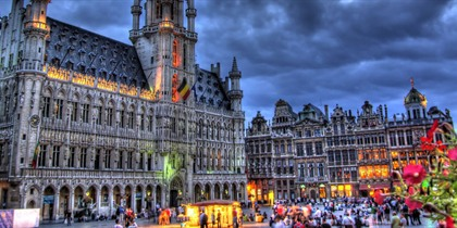 Exploring UNESCO in Flanders and Brussels