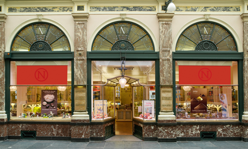 Neuhaus Shop - Belgian Chocolate Brand