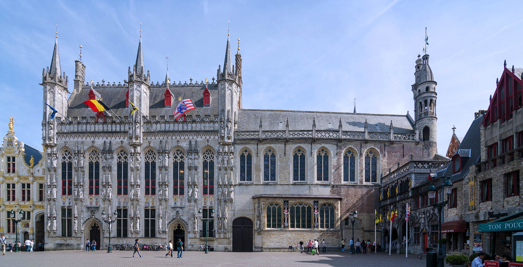 City Hall Bruges