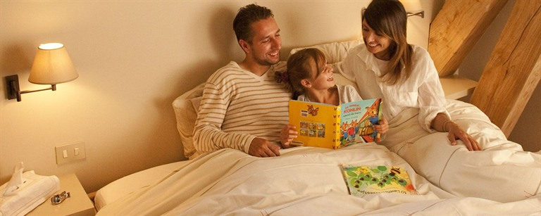 Family friendly accommodation