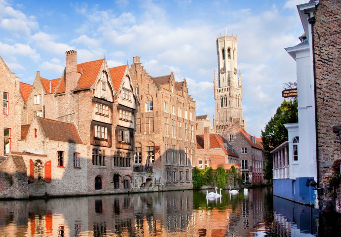 Historic Bruges © Jan D'Hondt - view on the canal