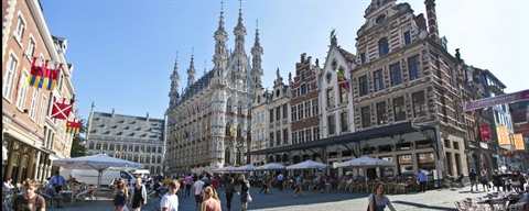 Leuven Mecca Of Books And Beer Visitflanders