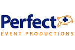 Perfect+ event production Logo