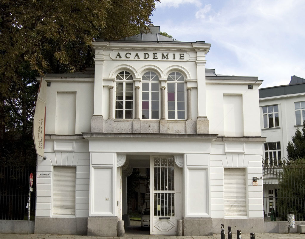 Royal Academie of Fine Arts - Antwerp