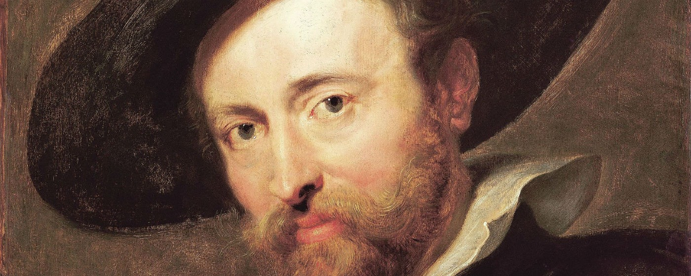 Self Portrait (c)Rubens House Antwerp