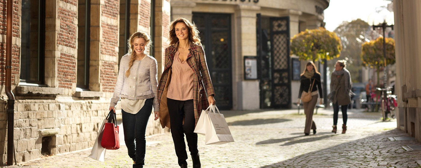 Shopping Friends Antwerp - ©www.milo-profi.com