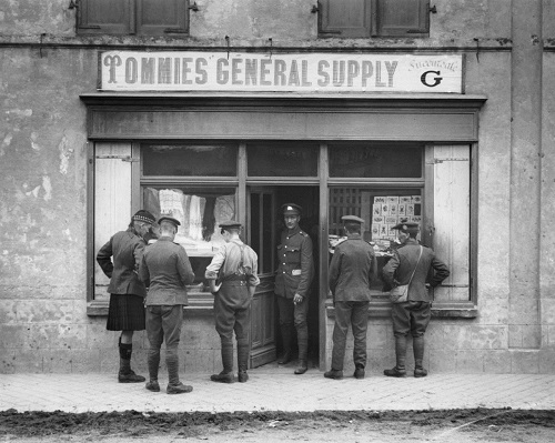 Tommies general supply