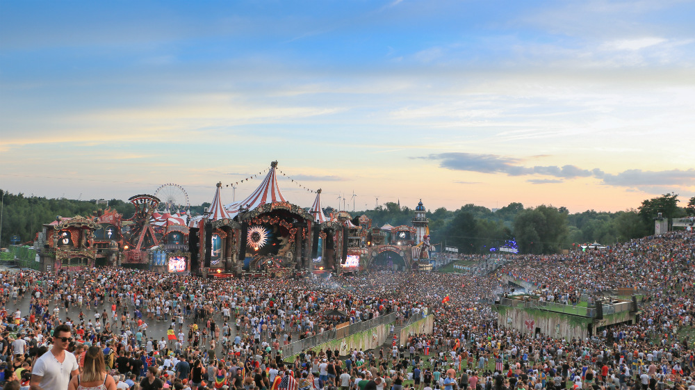 Tomorrowland Belgium 2017