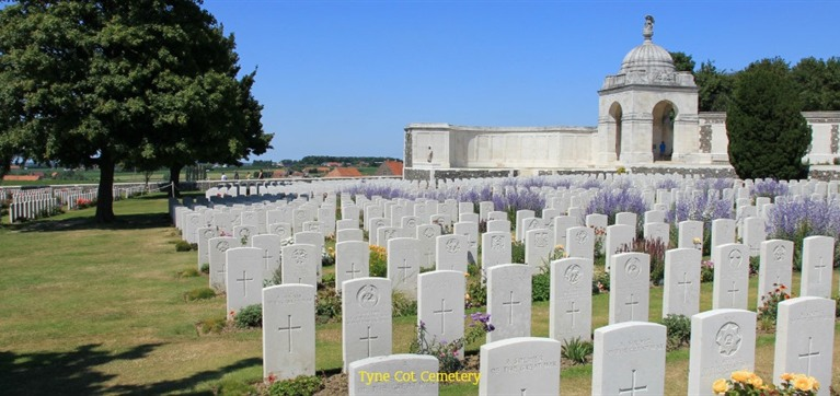 Flanders Fields sites